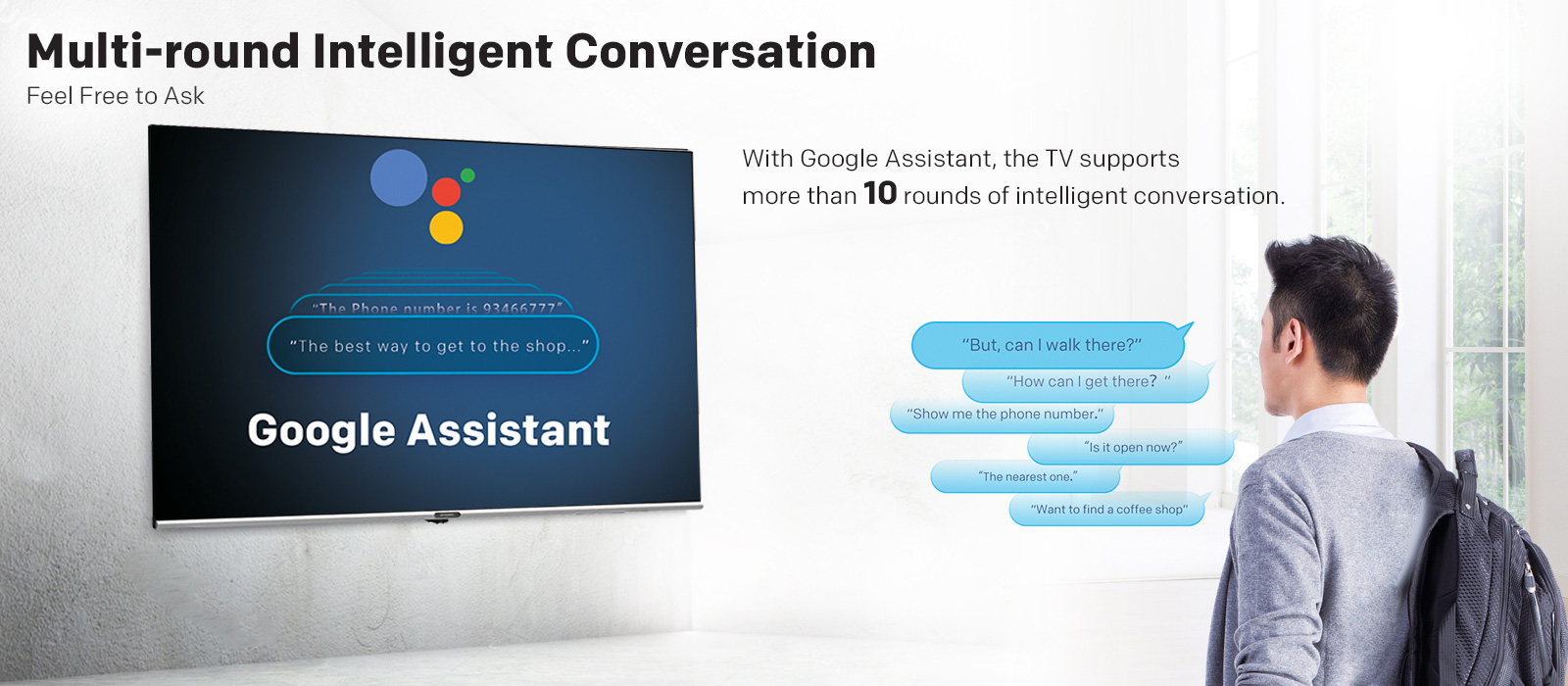 4K Android TV UB7500